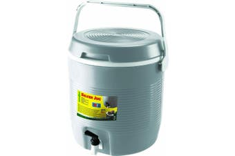 Brunner Silver Jug Classi Cooler (15 Litres) (White) (One Size)