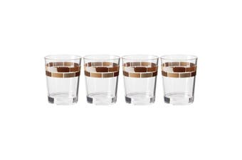 Brunner Multiglass Tumblers (Set Of 3) (Chocolate) (One Size)
