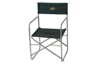 Camp 4 Little Joe Directors Chair (Black) (One Size)