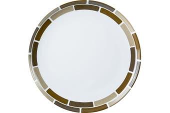 Brunner Melamine Dinner Plate (Chocolate) (25cm)