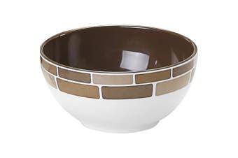 Brunner Melamine Cereal Bowl (Chocolate) (15cm)