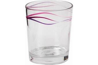 Brunner Plastic Drinking Glass (30cl) (Foulard) (One Size)