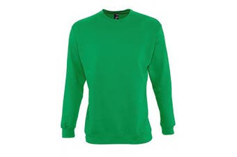 SOLS Unisex Supreme Sweatshirt (Kelly Green) - UTPC2837