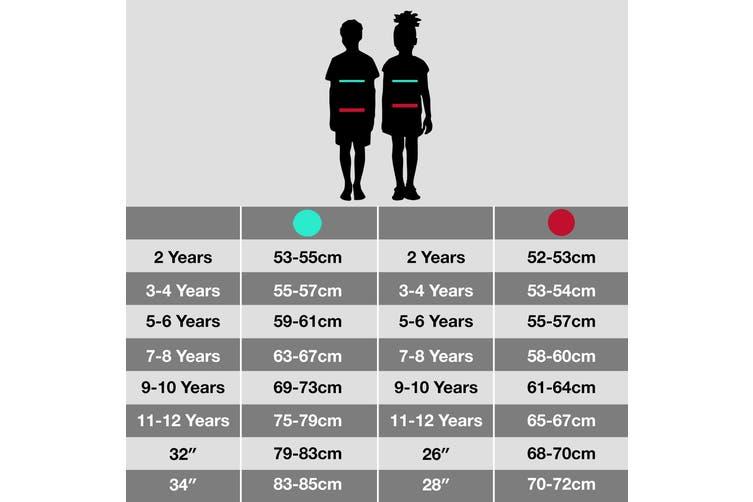 Regatta Childrens/Kids Brigade II Micro Fleece Jacket (Black) (7-8 Years)
