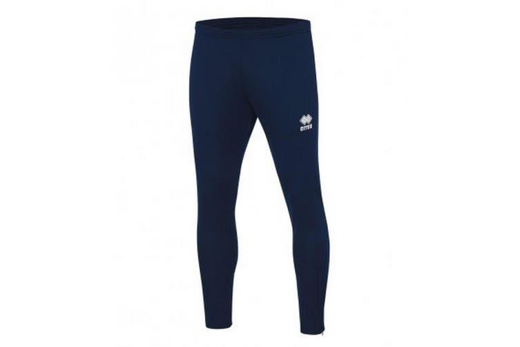 Errea Unisex 3/4 Flann Pants (Navy) (L)