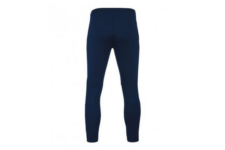 Errea Unisex 3/4 Flann Pants (Navy) (M)