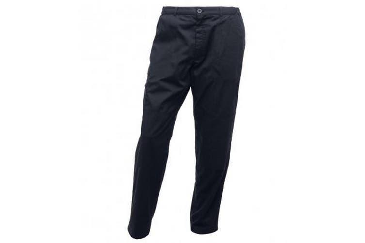 Regatta Mens Pro Cargo Trousers (Navy) (30/R)