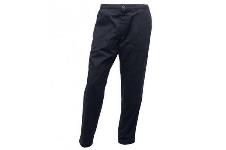 Regatta Mens Pro Cargo Trousers (Navy) (32/R)