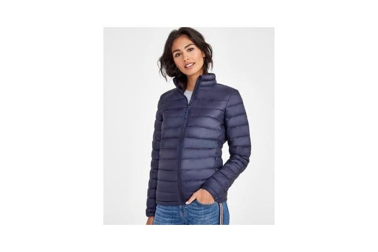 SOLS Womens/Ladies Wilson Lightweight Padded Jacket (French Navy) (XXL)