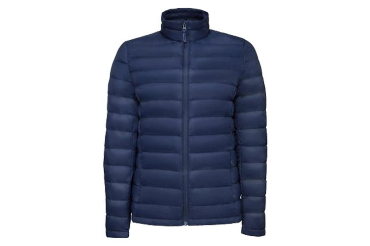 SOLS Womens/Ladies Wilson Lightweight Padded Jacket (French Navy) (M)
