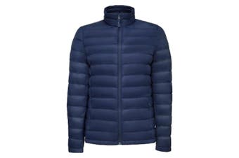 SOLS Womens/Ladies Wilson Lightweight Padded Jacket (French Navy) (S)