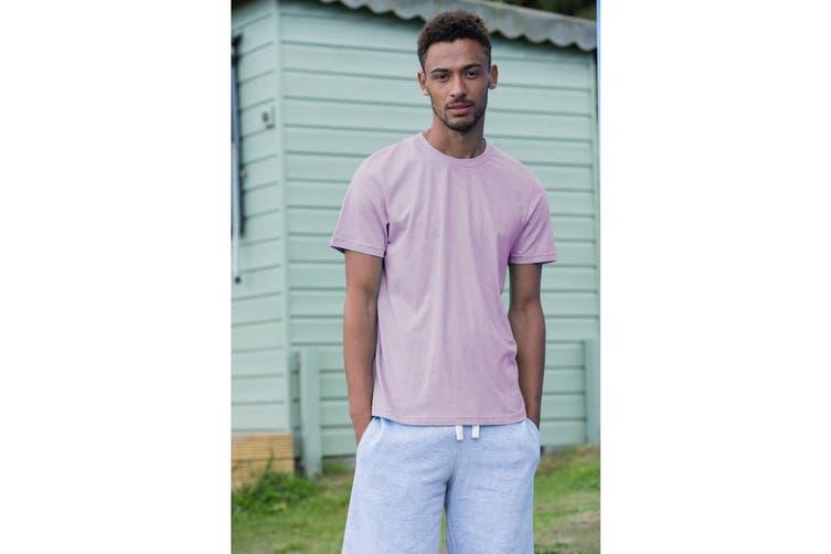 AWDis Just Ts Mens Surf T-Shirt (Surf Purple) (M)