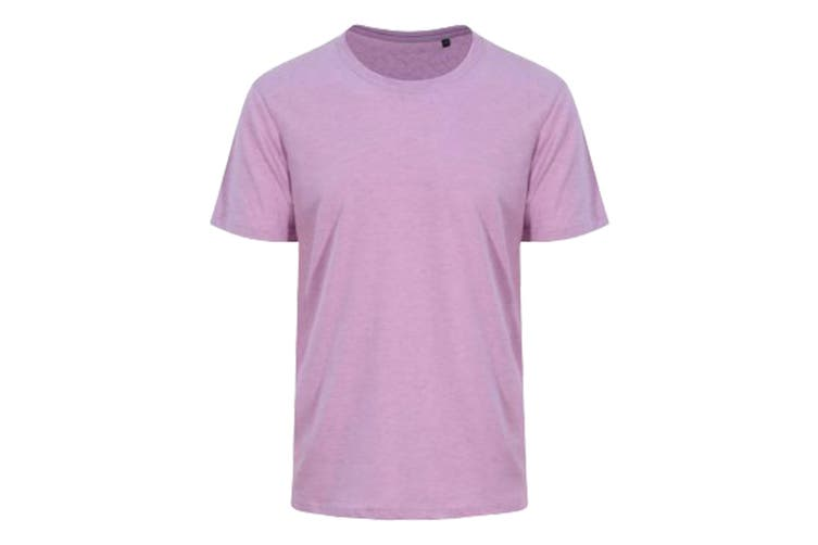 AWDis Just Ts Mens Surf T-Shirt (Surf Purple) (XS)