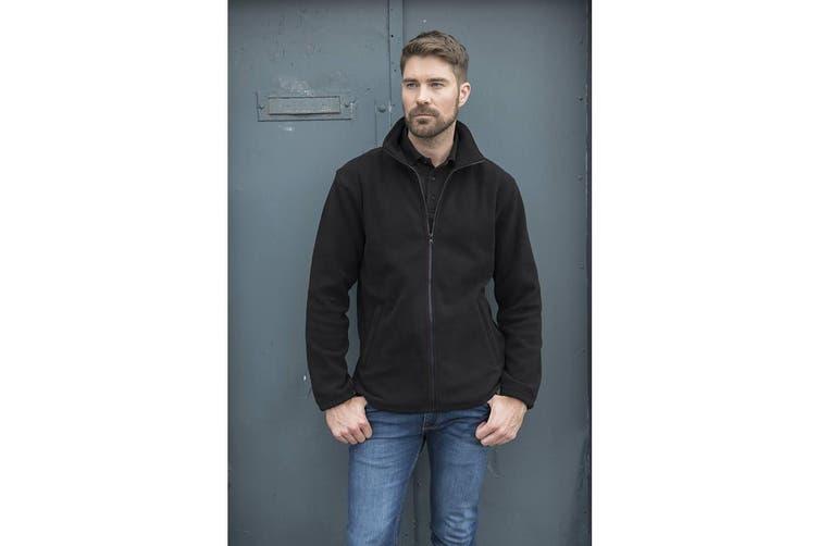 PRO RTX Adults Unisex Pro Fleece Jacket (Black) (7XL)