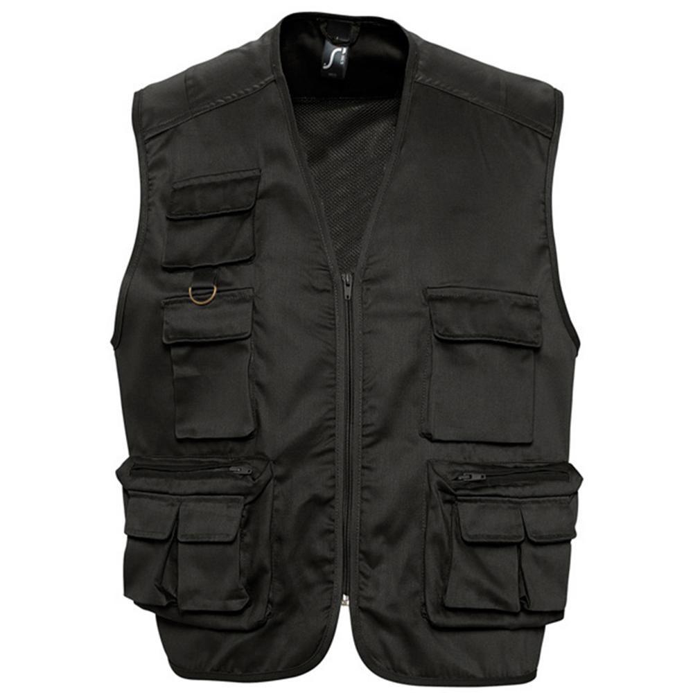 SOLS Wild Unisex Waistcoat