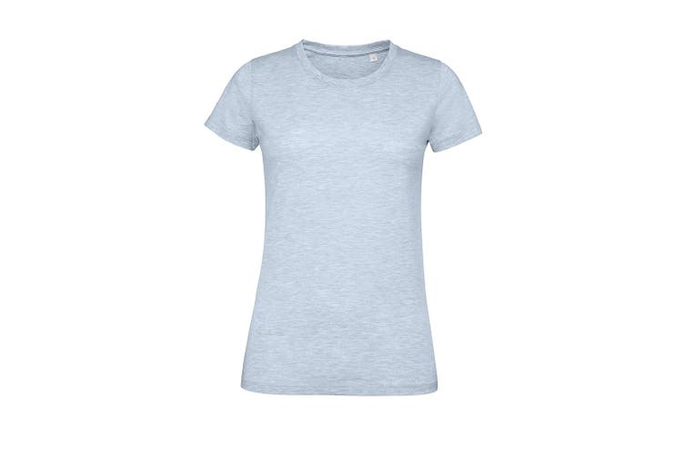 SOLS Womens/Ladies Regent Fit T-Shirt (Heather Sky) (XXL)