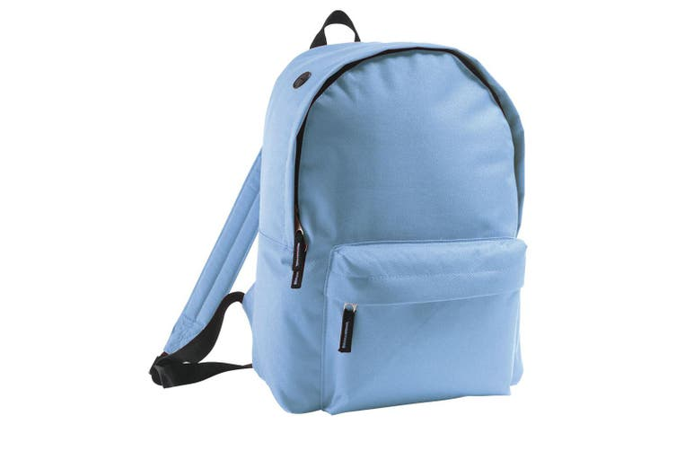 SOLS Kids Rider School Backpack / Rucksack (Sky Blue) (ONE)