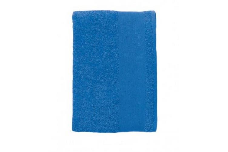 SOLS Island 50 Hand Towel (50 X 100cm) (Royal Blue) (One Size)