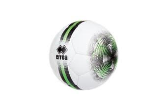 Errea Mercurio 3 Football (White/Fluorescent Green) - UTPC3712