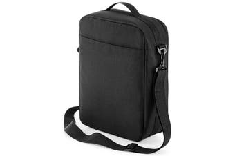 Quadra Padded Camera Organiser Bag (Black) (One Size)