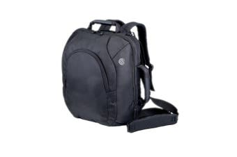 Kimood Laptop Backpack (Black) (One Size)