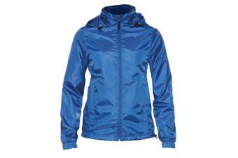 Gildan Womens/Ladies Hammer Windwear Jacket (Royal Blue) (S)