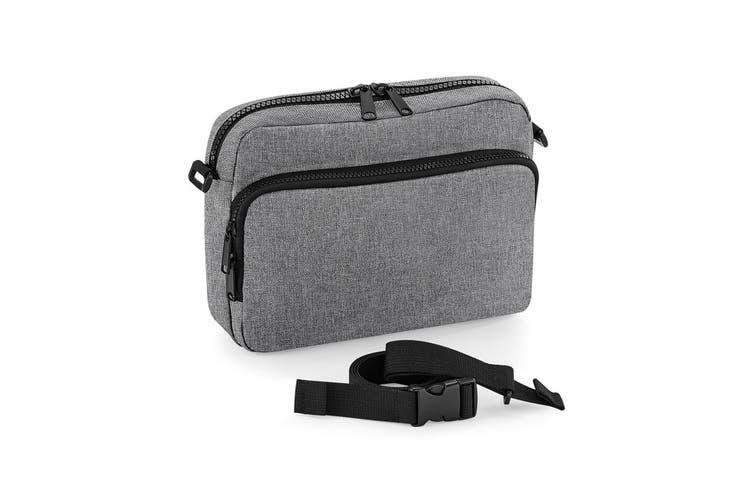 BagBase Unisex Modulr 2L Multipocket (Grey Marl) (One Size)