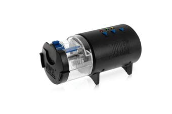 Juwel Automatic Aquarium Feeder (Black) (One Size)