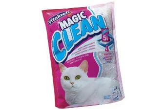 Vitakraft Magic Clean Pearl Cat Litter (May Vary) (5L)