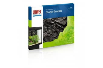 Juwel Aquarium Stone Background (Granite) (One Size)
