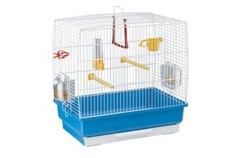 Ferplast Rekord 2 Bird Cage (White) (One Size)