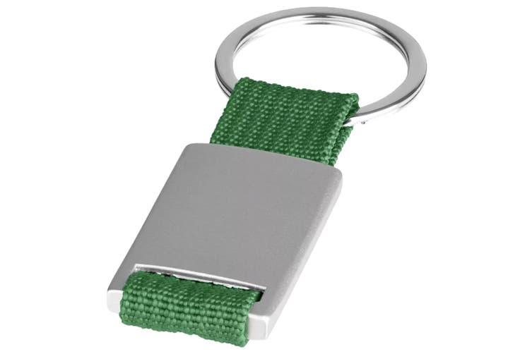 Bullet Alvaro Key Chain (Silver/Green) (One Size)
