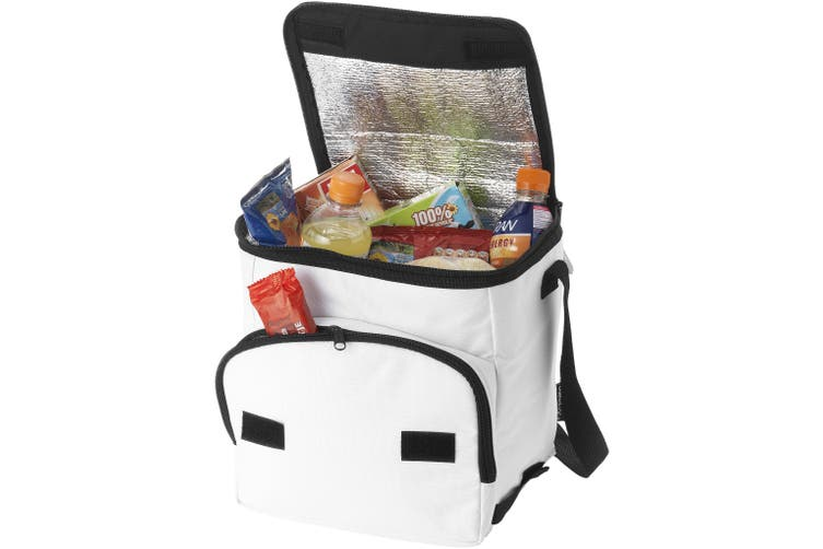 Bullet Stockholm Foldable Cooler Bag (White) (23 x 19 x 25 cm)