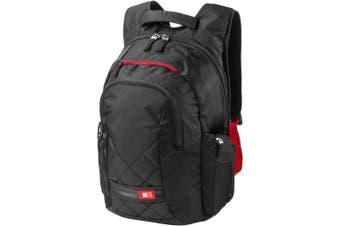 Case Logic 16in Laptop Backpack (Solid Black) (40 x 19.5 x 47 cm)