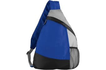 Bullet The Armada Sling Backpack (Royal Blue) (33 x 9.5 x 41.3 cm)