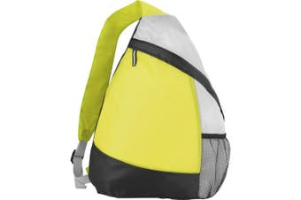Bullet The Armada Sling Backpack (Lime) (33 x 9.5 x 41.3 cm)