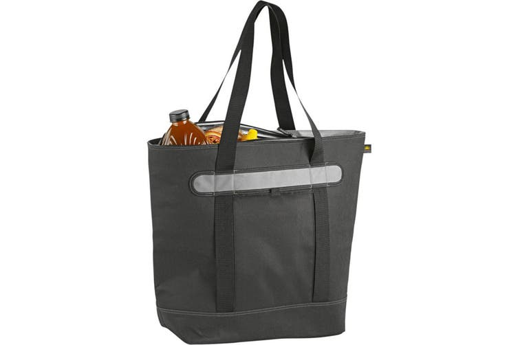 California Innovations 56-Can Lasana Cooler Tote (Heather Charcoal) (57 x 19 x 44.5 cm)