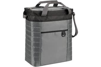 Bullet Quilted Event Cooler (Solid Black) (32 x 16 x 35.5 cm)