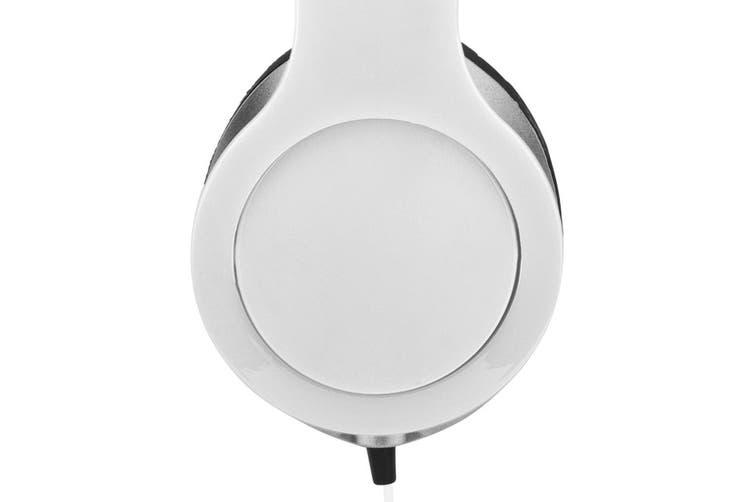 Bullet Cheaz Headphones (White) (One Size)
