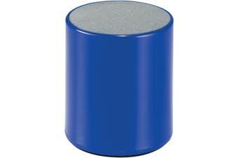 Bullet Ditty Bluetooth Speaker (Royal Blue) (5 x 4 cm)
