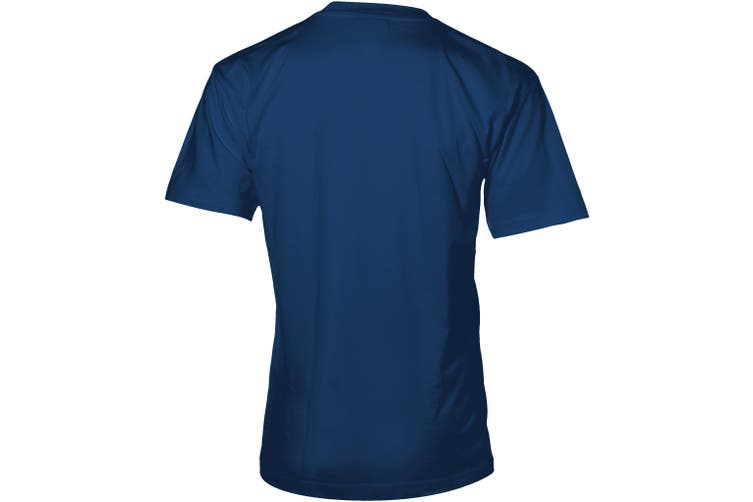 Slazenger Mens Return Ace Short Sleeve T-Shirt (Classic Royal Blue) (L)