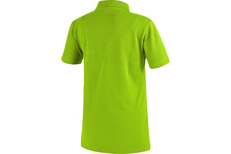 Elevate Primus Short Sleeve Ladies Polo (Apple Green) (M)