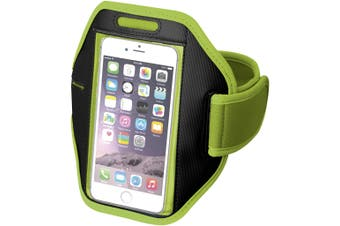 Bullet Gofax Smartphone Touch Screen Arm Strap (Lime) (17 x 49.5 cm)
