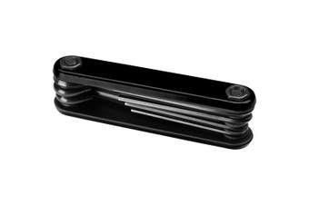 STAC Allen Key Set Tool (Solid Black) (9.6 x 2.6 x 1.7 cm)