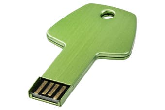 Bullet Key USB Stick (Green) (4GB)
