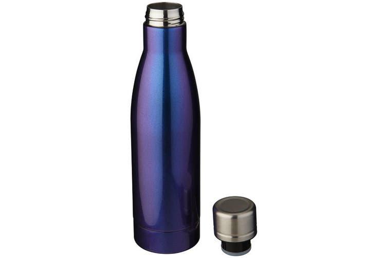 Avenue Vasa Aurora Copper Vacuum Insulated Bottle (Blue) (One Size)