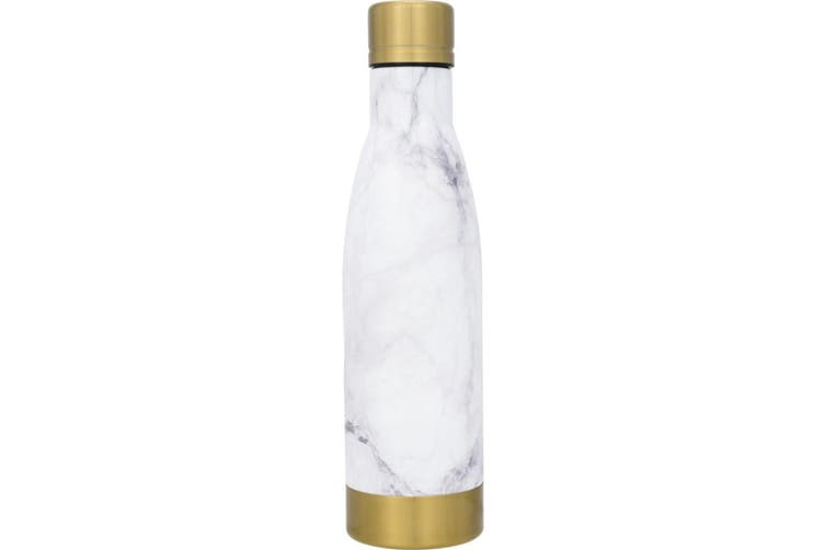 Avenue Vasa Copper Vacuum Insulated Bottle (Marble) (One Size)