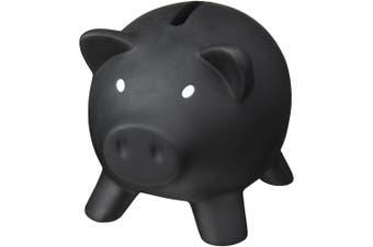 Bullet Piggy Bank (Solid Black) (One Size)