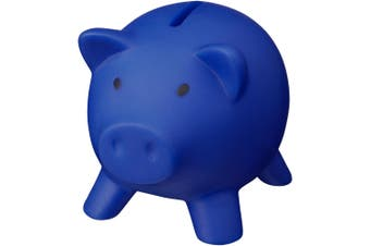 Bullet Piggy Bank (Blue) (One Size)