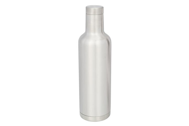 Avenue Pinto Copper Vacuum Insulated Bottle (Silver) (One Size)